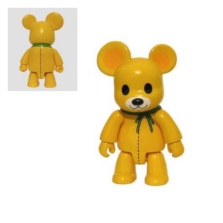 Figurine Qee Designer série 3 BBQ Jaune par Steven Lee (Rare) Toy2R Boutique Geneve Suisse