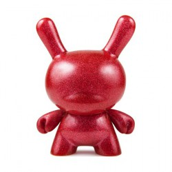 Figur Red Chroma Dunny 12.5 cm by Kidrobot Kidrobot Geneva Store Switzerland