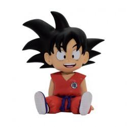 Figurine Tirelire Dragonball Son Goku Plastoy Boutique Geneve Suisse