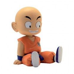 Figurine Tirelire Dragon Ball Krillin Plastoy Boutique Geneve Suisse