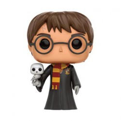 Figur Pop Harry Potter Harry with Hedwig Limited Edition Funko Geneva Store Switzerland
