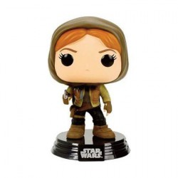 Figurine Pop Star Wars Rogue One Jyn Erso Hooded Édition Limitée Funko Boutique Geneve Suisse
