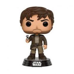Figuren Pop Star Wars Rogue One Captain Cassian Brown Jacket Limitierte Auflage Funko Genf Shop Schweiz