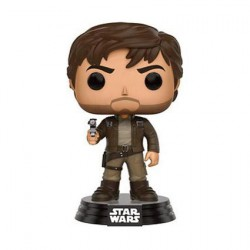 Pop Star Wars Rogue One Jyn Erso Hooded Édition Limitée