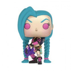 Figur Pop Games League of Legends Jinx (Vaulted) Funko Geneva Store Switzerland
