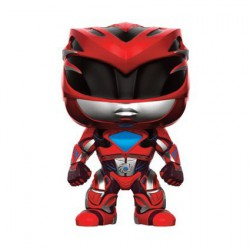 Figurine Pop Film Power Rangers Red Ranger Funko Boutique Geneve Suisse