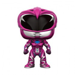 Figurine Pop Film Power Rangers Pink Ranger Funko Boutique Geneve Suisse