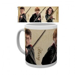 Figur Harry Potter Wands Mug Hole in the Wall Geneva Store Switzerland