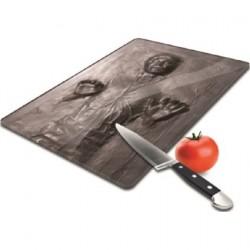 Star Wars Han in Carbonite Glass Cutting Board