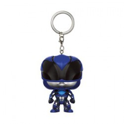 Pocket Pop Keychains Power Rangers Movie Blue Ranger