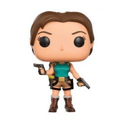 Figurine Pop Jeux Vidéo Tomb Raider Lara Croft (Rare) Funko Boutique Geneve Suisse