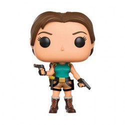 Figurine Pop Jeux Vidéo Tomb Raider Lara Croft (Vaulted) Funko Boutique Geneve Suisse