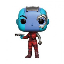 Figurine Pop Marvel Guardians of The Galaxy 2 Nebula (Vaulted) Funko Boutique Geneve Suisse