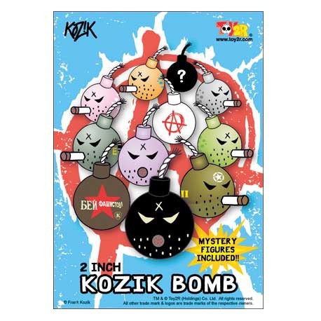 Mini Bombe Kozik