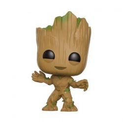 Figuren Pop Marvel Guardians of The Galaxy 2 Young Groot Funko Genf Shop Schweiz