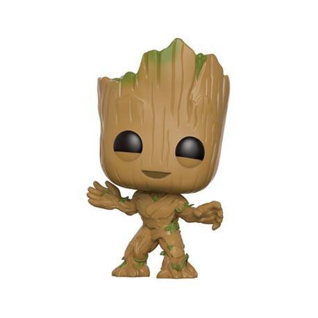 Figur Pop! Marvel Guardians of The Galaxy 2 Young Groot Funko Geneva Store Switzerland