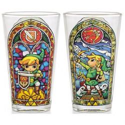 Figurine Verre The Legend of Zelda Shield (1 pièce) Paladone Boutique Geneve Suisse