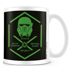 Figur Star Wars Rogue One Death Trooper Symbol Mug Hole in the Wall Geneva Store Switzerland