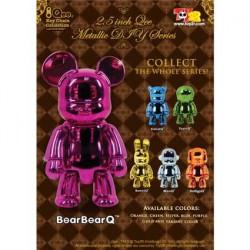 Figurine Qee Mettalic Toy2R Boutique Geneve Suisse