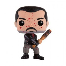 Figurine Pop The Walking Dead Bloody Negan Édition Limitée Funko Boutique Geneve Suisse