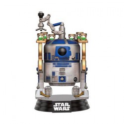 Figur Pop Star Wars R2-D2 Jabba's Skiff Limited Edition Funko Geneva Store Switzerland