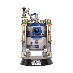 Figurine Pop Star Wars R2-D2 Jabba's Skiff Édition Limitée Funko Boutique Geneve Suisse