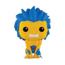 Figurine Pop Games Street Fighter Blanka Yellow Édition Limitée Funko Boutique Geneve Suisse
