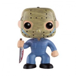 Figurine Pop Film Pop Vendredi 13 Jason Voorhees A New Beginning Édition Limitée Funko Boutique Geneve Suisse