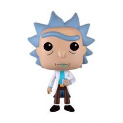 Figurine Pop Cartoons Rick et Morty - Rick Funko Boutique Geneve Suisse
