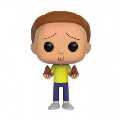 Figur Pop Cartoons Rick and Morty - Morty Funko Geneva Store Switzerland