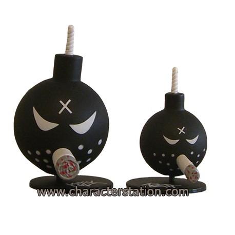 Figurine Kozik Bomb Twin Pack (2 pcs) par Kozik Toy2R Boutique Geneve Suisse
