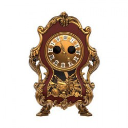 Figurine Pop Disney Beauty and the Beast Live Action Cogsworth (Vaulted) Funko Boutique Geneve Suisse