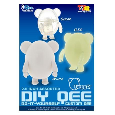 Figur Promo : EarggQ à Customiser Toy2R DIY Toys Geneva