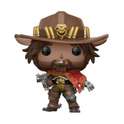 Figurine Pop Games Overwatch McCree (Rare) Funko Boutique Geneve Suisse