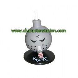 Mini Bomb Grau von Kozik