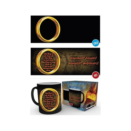Figur Lord of the Ring Heat Change Mug Hole in the Wall Geneva Store Switzerland