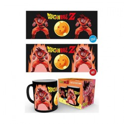 Figuren Dragon Ball Z Veränderung durch Hitze Tasse Genf Shop Schweiz