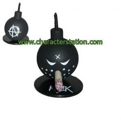 Mini Bomb Schwarz von Kozik