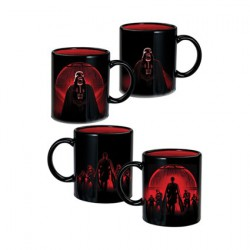 Figur Star Wars Death Star Heat Change Mug (1 pcs) Paladone Geneva Store Switzerland