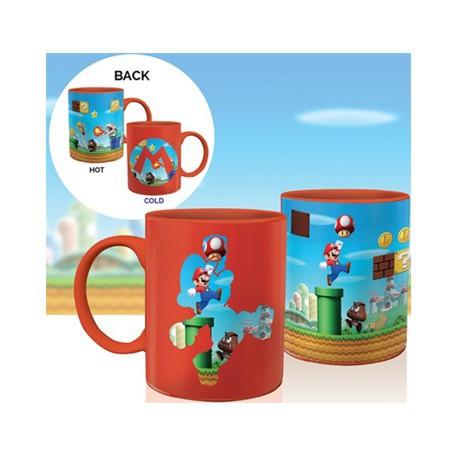 Figuren Super Mario Bros Veränderung durch Hitze Tasse (1 Stk) Figuren und Zubehör Genf