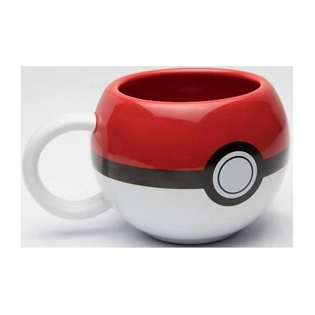 Figur Pokemon Pokeball 3D Mug Hole in the Wall Geneva Store Switzerland