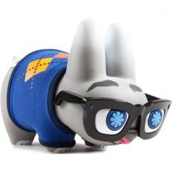 Figuren Pipken Labbit von Scott Tolleson Kidrobot Designer Toys Genf