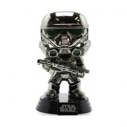 Figurine Pop Film Star Wars Rogue One Imperial Death Trooper Chromé Édition Limitée Funko Figurines Pop! Geneve