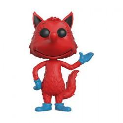 Figurine Pop Books Dr Seuss Fox in Socks Funko Boutique Geneve Suisse