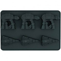 Figur Star Wars At-At and Destroyer Ice Cube Trays Geneva Store Switzerland