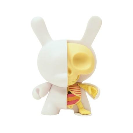 Figur Dunny 12.5 cm Half Ray by Jason Freeny Kidrobot Geneva Store Switzerland