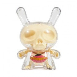 Figurine 20 cm Dunny Visible par Jason Freeny Boutique Geneve Suisse