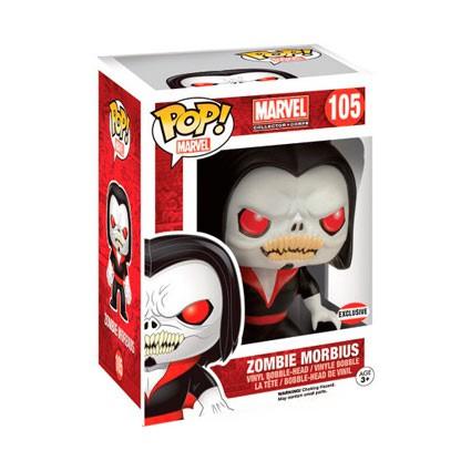 Zombie Morbius >> Toys Pop Marvel Zombie Morbius The Living Vampire Limited Edition F