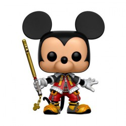 Figurine Pop Disney Kingdom Hearts Mickey Funko Boutique Geneve Suisse