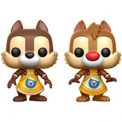 Figurine Pop Disney Kingdom Hearts Chip and Dale 2-Pack Funko Boutique Geneve Suisse